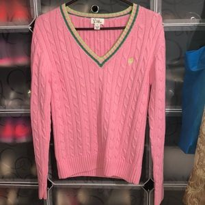 ✨Lilly Pulitzer V-neck sweater